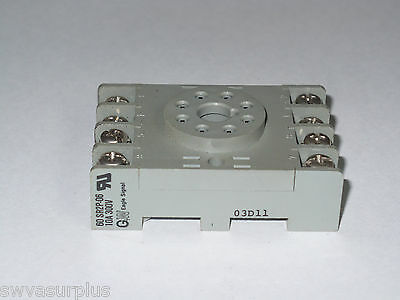 Eagle 60 SR2P-06 Relay Socket, Used