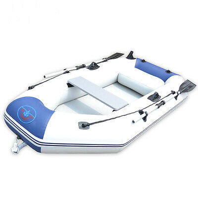 Inflatable Boat Fishing Raft Tender Dinghy Travelling 3 person Kaya Style-A