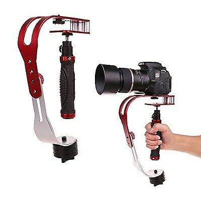 AFUNTA Pro Handheld video Camera Stabilizer Steady Perfect for GoPro Cannon N...
