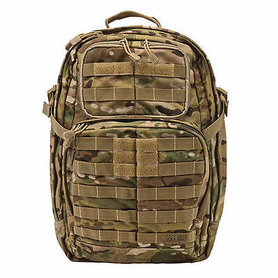 5.11 TACTICAL. GENUINE RUSH 24 MultiCam BACK PACK