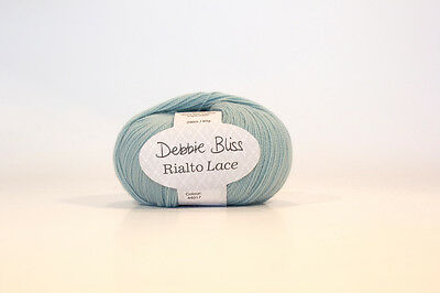 Debbie Bliss Rialto Lace  -  VARIOUS SHADES - 50g balls