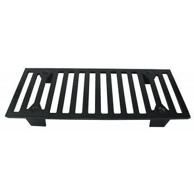 US Stove G26 Heavy Duty Small Cast Iron Grate for Logwood - 261 Stoves
