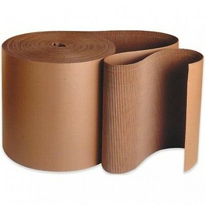 300mm x 75m Single Face Corrugated Cardboard Roll local pick up