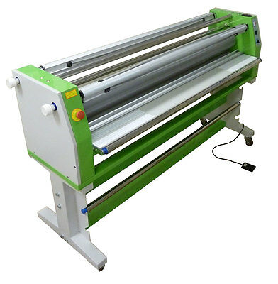 """New 65"""" MVT-600 USTECH Master Professional cold roller laminator mounting wrap"""
