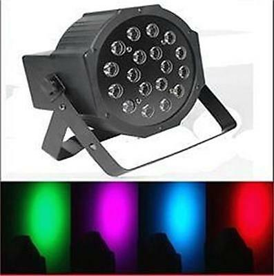 RGB 5 in 1 LED Party Light