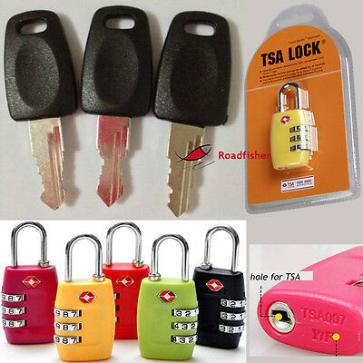 Travel Luggage Bag Customs lock key B35 TSA Key Multifunctional Universal Key