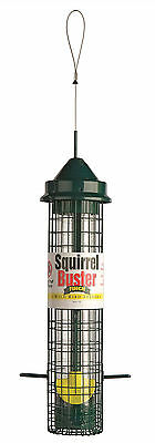 SQUIRREL BUSTER FINCH Jacobi Jayne Squirrel Proof Bird Feeder Niger Nyjer