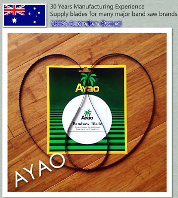 Ayao band saw blade 3x (1435mm) x(13mm) x 6 TPI Perfect Quality