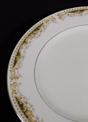 Vintage Queen Anne Signature Collection China Japan Dinner Plate-12 Available