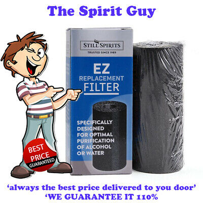 EZFILTER CARBON CARTRIDGE - EZ FILTER @ $7.00 each By STILL SPIRITS - 55453
