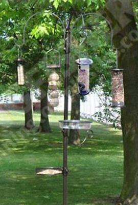 New Premium Hammertone Bird Feeding Station Set With Feeders Wild Feeders Birds