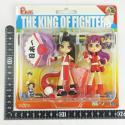 UT Vance Project The King of Fighters P:Chara Mai and Athena figure Japan