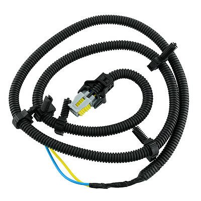 2pcs abs wheel speed sensor wire harness plug for chevrolet buick new abs wheel speed sensor wire harness plug pigtail 10340314 for gm 10340316