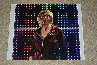 MARUSHA signed autograph In Person 8x10 (20x25 cm ) DJ , ELECTRONIC Love Parade