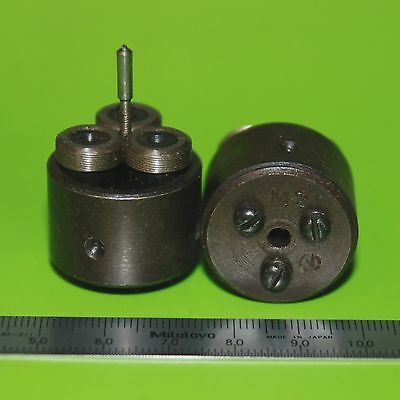 Thread Rolling Head / Die - M2x0.4 (rod/spoke threading head) Gewinderollkopf
