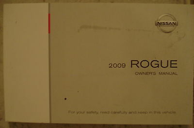 2009 Nissan Rogue Owners Manual  S35-D