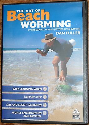 The Art of Beach Worming DVD LAST IN STOCK!