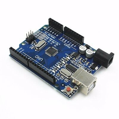 NEW Version UNO R3 ATmega328P CH340G UNO R3 Compatible to Arduino Without Cable