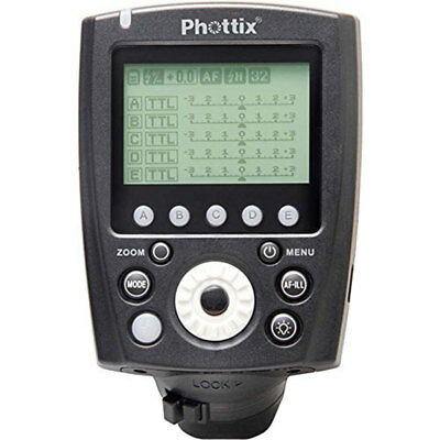 Phottix Odin II TTL Flash Trigger Transmitter for Nikon Cameras