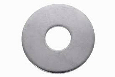 Zinc Plated Metric Fender Washer M6 20 Pack