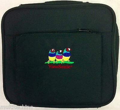 NEW Genuine ViewSonic Projector Carrying Case Bag PJD7820 5533 No Shoulder Strap