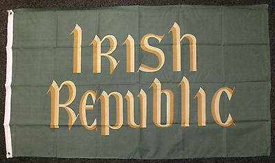 1916 Easter Rising Flag Nationalist Ireland IRISH REPUBLICAN Eire Historic bnip