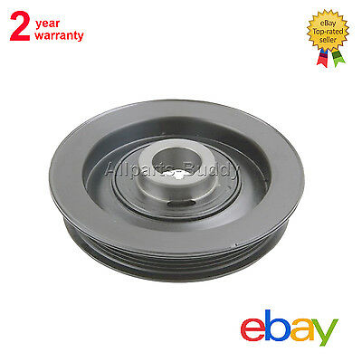 For VAUXHALL ASTRA ZAFIRA VECTRA OMEGA SIGNUM 2.0 2.2 DTI CRANK SHAFT PULLEY