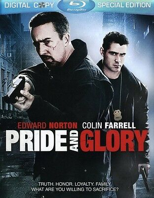 Pride and Glory [Special Edition] (2009, Blu-ray NEUF) BLU-RAY/WS (RÉGION A)