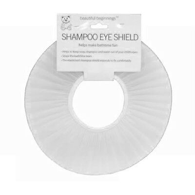 Baby Child Shampoo Eye Head Shield Hair Wash Hat Soap Visor