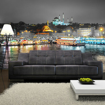 fototapete fototapeten tapete tapeten foto bild bosporus. Black Bedroom Furniture Sets. Home Design Ideas