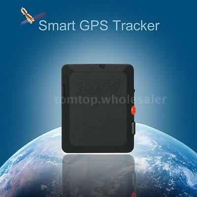 Mini GPS Anti-theft Car Tracker GSM SIM SMS Real-time Tracking Alarm With Camera