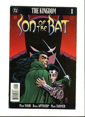 The Kingdom : Son of the Bat  1 .  DC 1999 - VF
