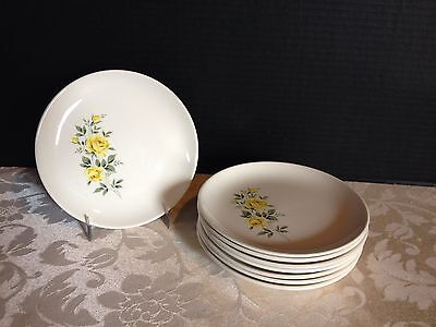 8 Taylor Smith & Taylor - Ever Yours_SHANNON ROSE_Bread & Butter Plates 50-60's