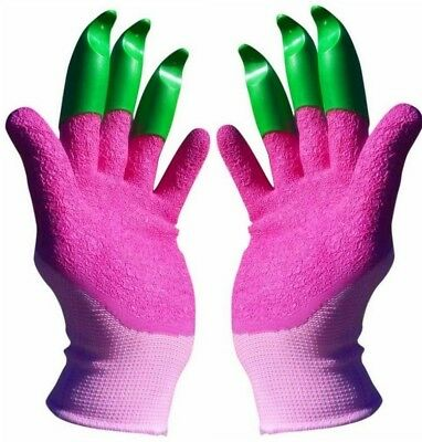 Women's Gardening Gloves for Digging- Badger Claws - No more worn out fingertips