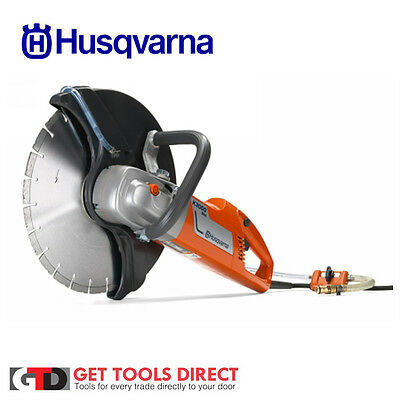 Husqvarna K3000 Wet Quick Cut Demolition Saw 12 Month Aust Wide Warranty