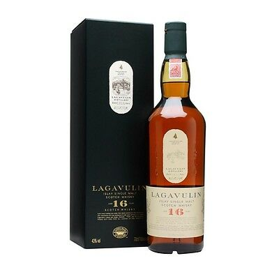 LAGAVULIN SINGLE MALT 16 YEARS SCOTCH WHISKY 700mL