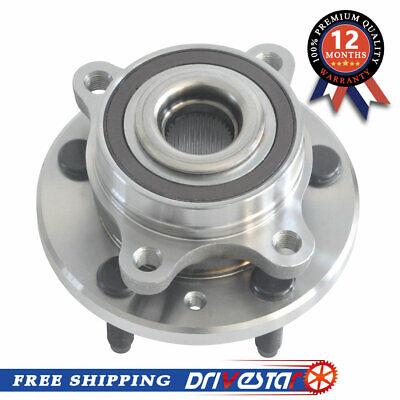 NEW FRONT or REAR Wheel Hub & Bearing for 09-13 Ford Lincoln 2WD AWD