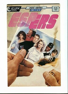 Espers 1 of 5 . Eclipse 1986   -  FN / VF
