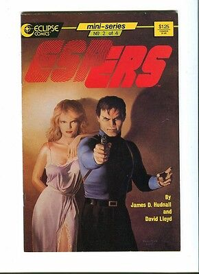 Espers 2 of 5 . Eclipse 1986   -  FN / VF