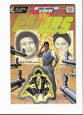 Espers 3 of 5 . Eclipse 1986   -  FN / VF