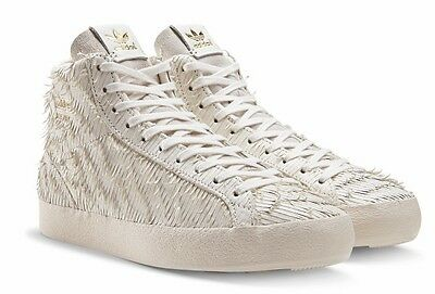 new product 7d004 e922a Adidas Original BASKET PROFI EAGLE White Leather BRAND NEW IN BOX RRP£150  D65896