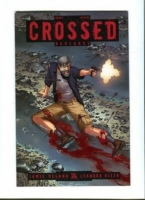Crossed   Badlands 8 . Avatar  Press 2012 -  FN /VF