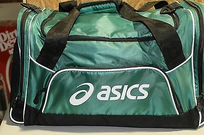 asics duffle bag Orange