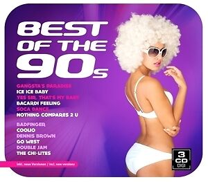 Best Of The 90s - VARIOUS [3x CD]