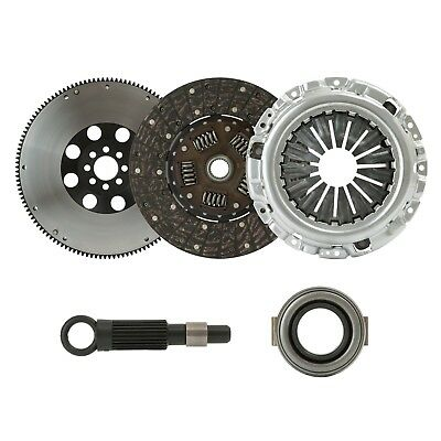 Clutchxperts Oe Clutch+Flywheel Kit Set 90-4/92 Eclipse Talon Laser Awd 6Bolts