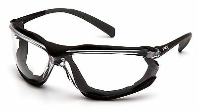Pyramex Proximity H2X Anti-Fog Lens Safety Eyewear Work Glasses Goggle SB9310ST