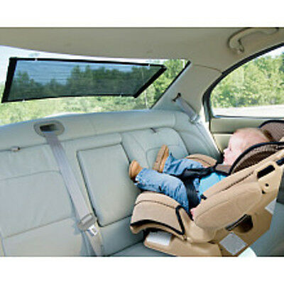 Safety 1st - Rear Car Window SunShade - For Children (Baby, Infant, Toddler)