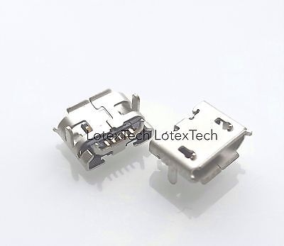 Kurio Tab C14100 Micro USB DC Charging Socket Port Jack Connector
