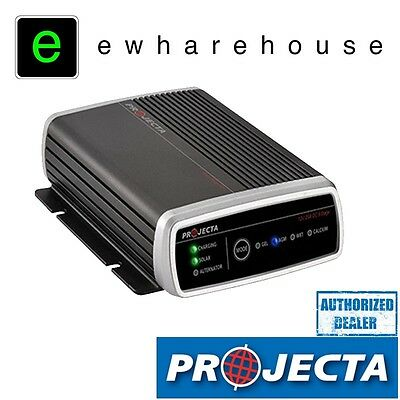 Projecta Idc25 12V Volt Dc/dc Dual Purpose Battery Charger Deep Cycle Solar Agm