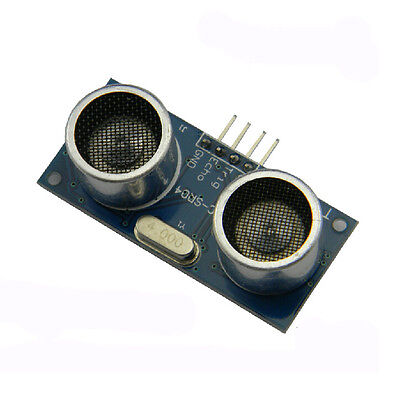 2Pcs HC-SR04 Ultrasonic Sensor Module Distance Measuring Sensor for Arduino uk20